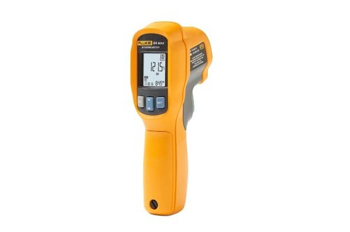 Fluke 64 MAX Infrared Thermometer, -30°C to 600°C