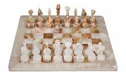 Chess set - Soapstone