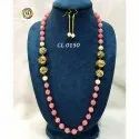 Agate And Antique Bead Necklaces Mala