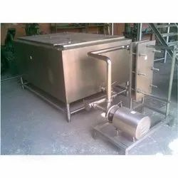 Paneer Cooling Tanks