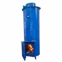 40 Liter Wood Fired Water Heater