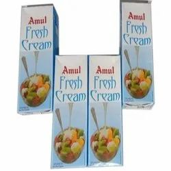 Cool And Dry Place Household Amul Fresh Cream, Quantity Per Pack: 250 Ml