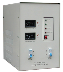 Digital Voltage Stabilizer for Air Conditioners