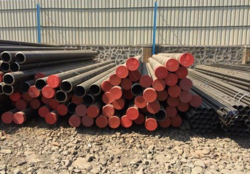 Round Alloy Steel Seamless Pipes