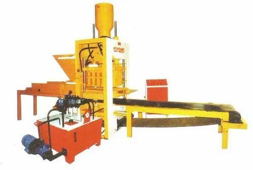 Mini Fully Automatic Fly Ash Brick Making Machine