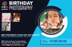 Birthday Photography Services