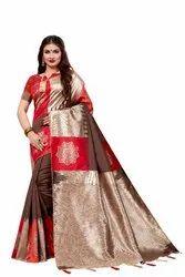 289 Pure Handloom Silk Saree