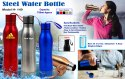 Steel Water Bottle H-149