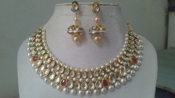 American Diamond Necklace Set JNS 748-750