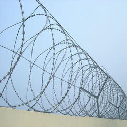 Concertina Razor Tape Wire