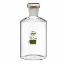 Rajas Reagent Bottle Narrow Mouth Clear Glass