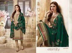 Nyssa Designer Unstitched Salwar Suit
