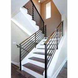 Designer Stainless Steel Stairs Railing