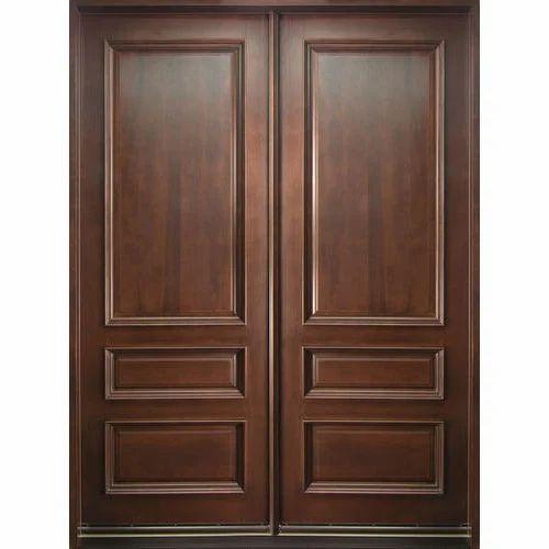 Wooden Entry Door At Rs 750 Square Feet Wooden Door