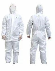 Hazmat Coverall Suit