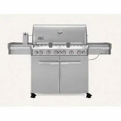 S 670 Gas Grill