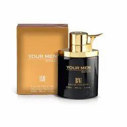 Your Men Gold Eau De Toilette