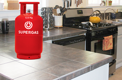 SUPERGAS Domestic LPG Cylinder