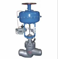 Pneumatic Boiler Feed Water Control Valve