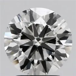2.23ct Lab Grown Diamond CVD H VS2 Round Brilliant Cut IGI Certified Stone