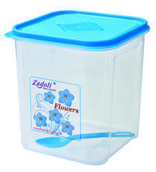 1500 ml Plastic Airtight Square Container