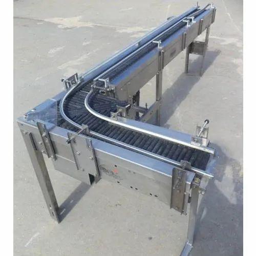 L Type Roller Conveyor
