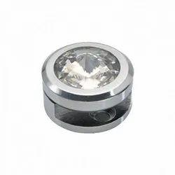 SS Diamond Mirror Bracket Full