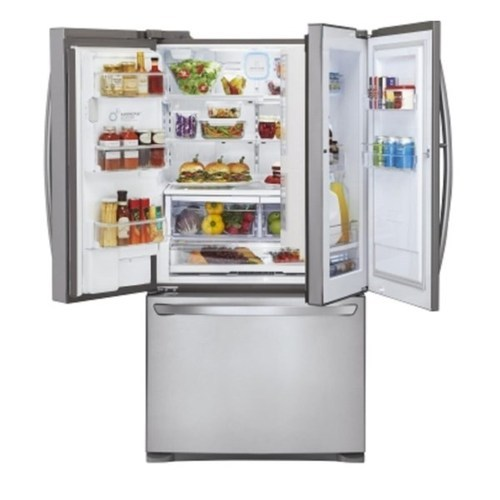 Lg French Door Refrigerator At Rs 35000 Piece Freezer Unit Id
