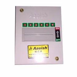 Aasish Mild Steel (MS) Single Door MCB Box