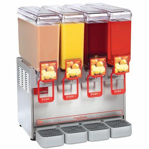 Juice Dispensers जूस डिस्पेंसर At Rs 25000 Piece Juice