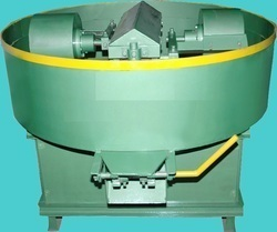 Pan Mixer for Fly Ash Bricks