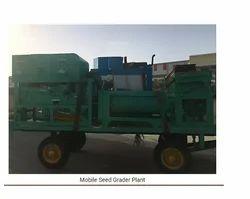 Mobile Seed Grader Plant