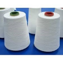 Polyester Spun Yarn, Count : 6 - 40