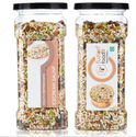 Fuzion Foodz Ice Cream Saunf, Packaging Size: 190g