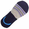 Men's Solid Socks Loafer Socks With Multi Colour