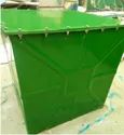 Color Coated FRP Bio Digester Tanks