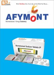 AFYMONT Montelukast 10 Mg, Prescription, Treatment: Allergies