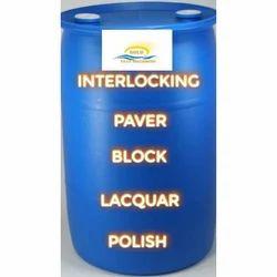 Interlocking Paver Block Lacquer Polish
