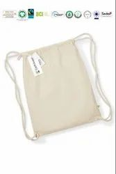 Bio Cotton Muslin Bag