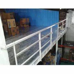 Warehouse MS Slotted Angle Racks