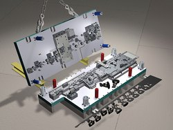 CAD / CAM Offline Mold Design Software - Siemens NX, Manufacturing, Pan India