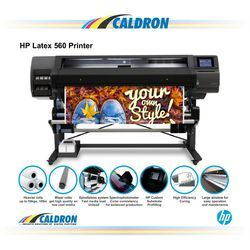 a2b53ac2de HP Latex-560 Machine, Flex Banner Printing Machine, Flex Printer ...