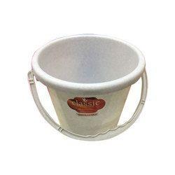 Unbreakable Plastic Bucket