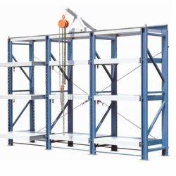 Mould Rack, Storage Capacity: 1 Ton To 2 Ton
