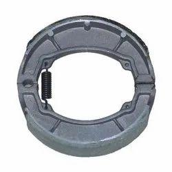 Alloy Wheel Brake Shoe For Bajaj Caliber, For End Use
