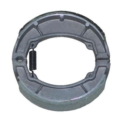 Alloy Wheel Brake Shoe For Bajaj Caliber, For End Use