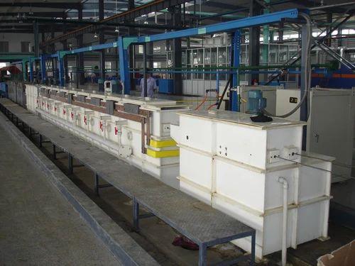 Galvanizing Plant - Fumeless Galvanizing Plant Manufacturer from Pune