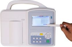 Contac 3 Three Channel ECG Machine with Touch Screen ( Model No:-302), Digital, Automatic