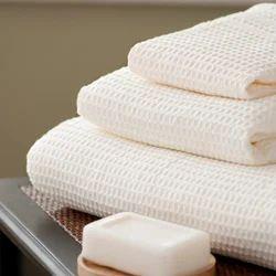 Plain Cotton Bath Towel