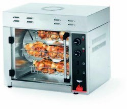 Chicken Rotisserie Grill Electric